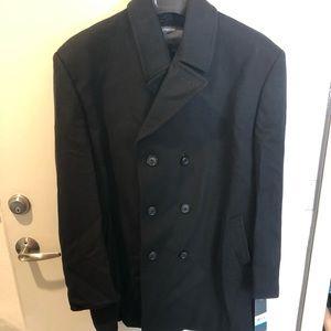 Men's Perry Ellis Pea Coat